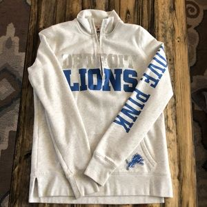 newest d5404 bae63 Women's Detroit Lions Sweatshirts on Poshmark